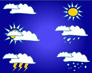 ابزار وضعیت آب و هوا, نمایش وضعیت آب و هوا, هواشناسی, آب و هوا, ابزار آب و هوا